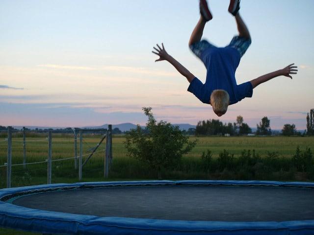 best kids trampoline