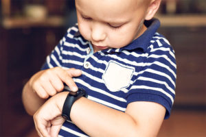 Are fitness trackers good for kids