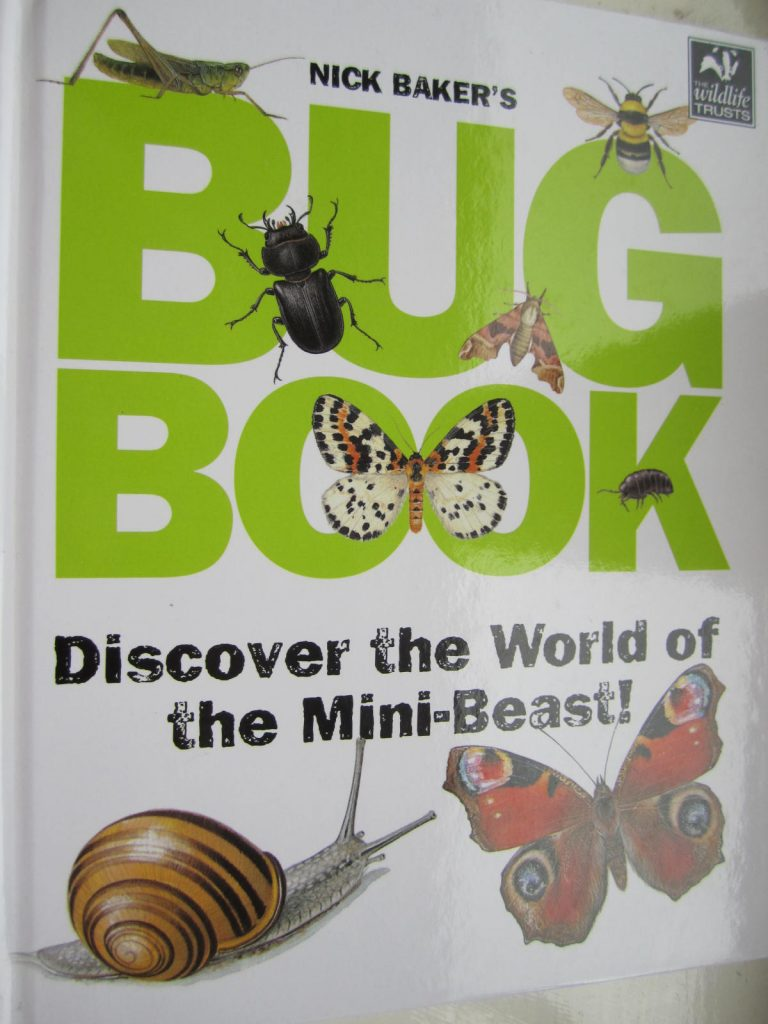 Nick Bakers Bug book