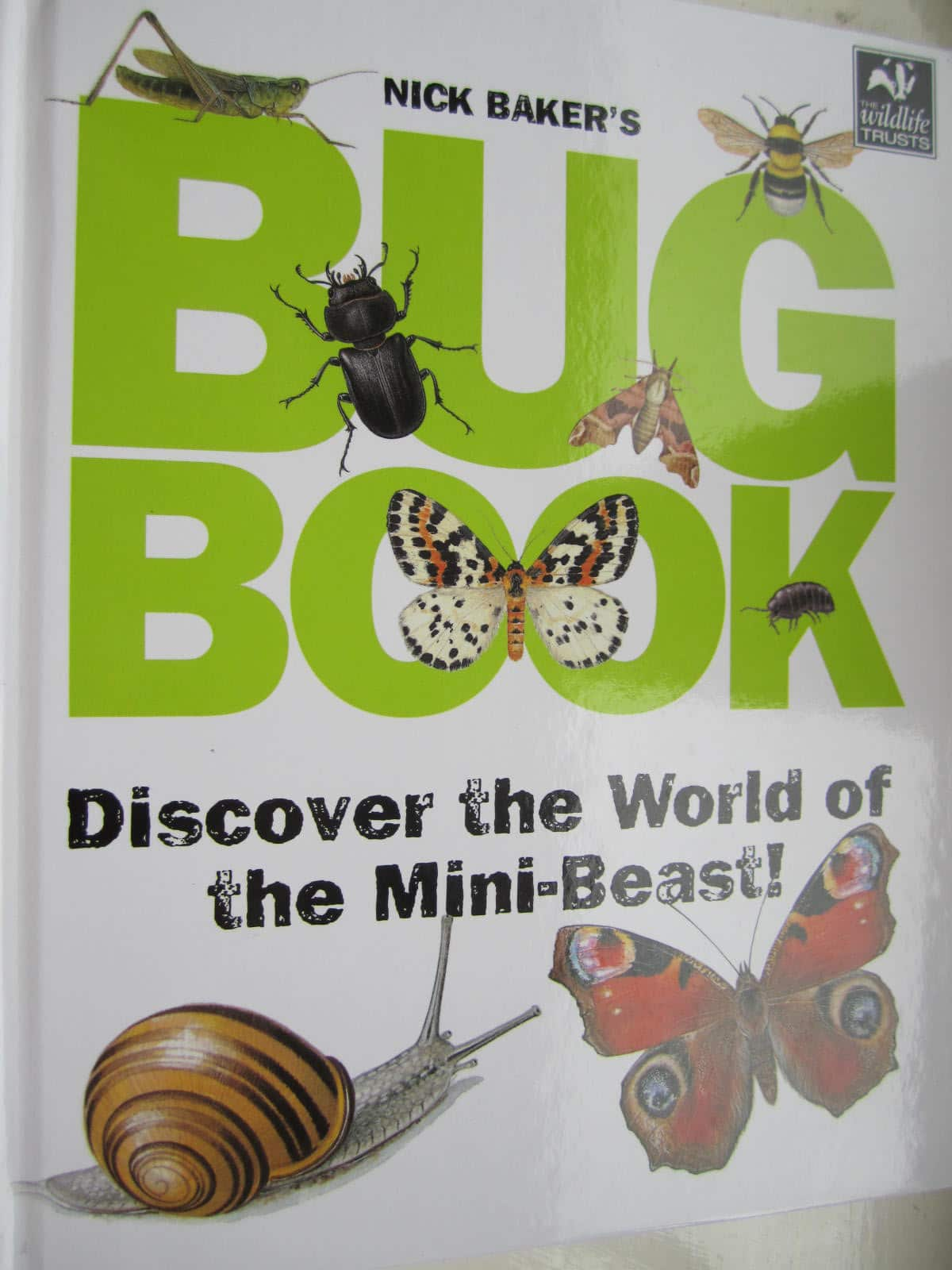 Nick Bakers Bug book