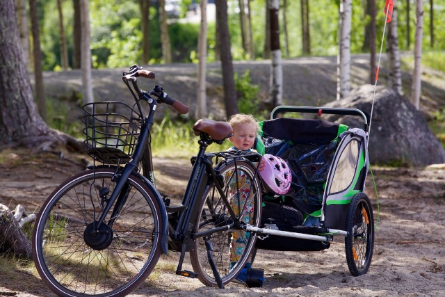 best bike trailer for kids