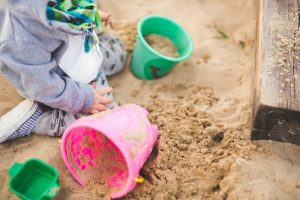 best sandpit for toddlers