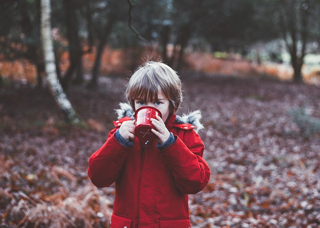 keeping kids warm in cold weather